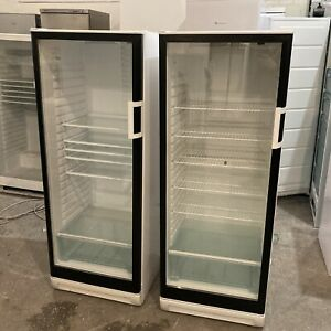 Flaschenkühlschrank Glastürenkühlschrank Getränkekühlschrank 313 L