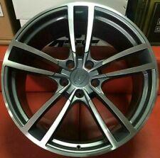 """22""""turbo 5 g alloy wheels for audi q7/vw tourag 5x130/porsche cayenne with tyres"""