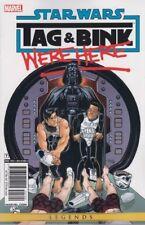 Star Wars Tag & Bink Were Here #1 Marvel comic 1st Print 2018 unread NM