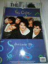 The Cure 1992 Calendar Kalender Calendrier + Boys Don't Cry Promo Poster Vintage
