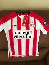umbro psv eindhoven soccer jersey NWT size small youth