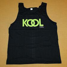 XL * NOS vtg 80s/90s KOOL menthol cigarette TANK TOP t shirt * DEADSTOCK