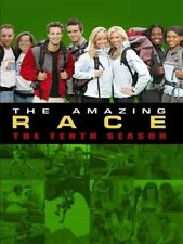 THE AMAZING RACE 10 (2006): Host - Phil Keoghan US TV Season Series - NEW DVD R1