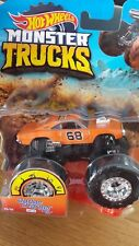 Hot Wheels Monster Trucks Dodge Charger R/T 35/50 dificíl!