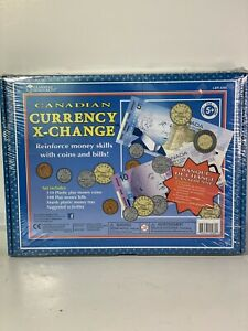 Learning Resources Canadian Currency X-Change Activity
