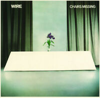 "Wire : Chairs Missing VINYL 12"" Album (2018) ***NEW*** FREE Shipping, Save £s"