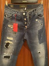 $ 1150 NEW KITON LIMITED EDITION JEANS 100% Cotton SIZE - US-34. EU-50