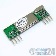 RXB6 433MHz Superheterodyne Funkempfänger Reciever Modul Arduino Raspberry Pi