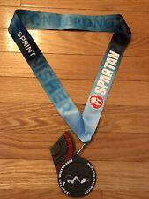 2020 Spartan Race Winter Spartan Sprint Finishers Medal Greek Peak