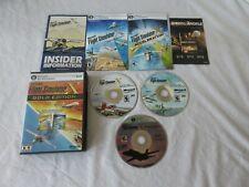 Microsoft Flight Simulator X Gold Edition Games for Windows PC DVD