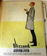 BLIZZAND / IMPERMEABLE / GRUAU  / MO 24 /  MODE / PUBLICITE ANCIENNE