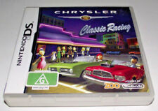 Chrysler Classic Racing Nintendo DS 2DS 3DS Game *No Manual*