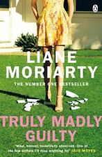 Truly Madly Guilty-Liane Moriarty, 9781405932097
