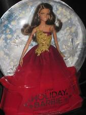2016 HOLIDAY Red & Gold Gown Barbie  Peace Hope and & Love Collection DRD25 NRFB
