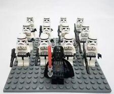12x Storm Trooper Mini Figures (LEGO STAR WARS Compatible)