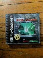 Command & Conquer: Red Alert (Sony PlayStation 1, 1997) Missing Manual