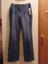 Coldwater Creek Size 10 Long classic fit bootcut leg medium wash