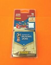 Panini World Cup 2018 Collection - Blister, Mega & Multi Packs (Sealed/Unopened)