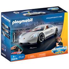 Playmobil The Movie Rex Dasher's Porsche Mission E Car - 70078