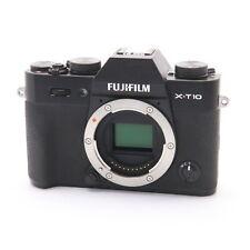Fujifilm Fuji X-T10 16.3MP Mirrorless Digital Camera Body (Black) #52