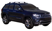 Whispbar BLACK FLUSH Bars - Jeep Grand Cherokee WK2