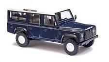 Modellauto Busch (H0 50302): Land Rover Defender - blau