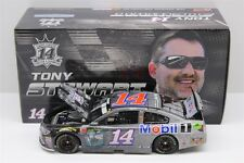 TONY STEWART #14 2016 MOBIL 1 LAST RIDE HOMESTEAD RACED 1/24 IN STOCK FREE SHIP