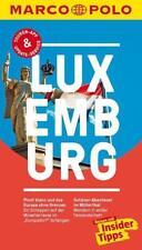 MARCO POLO Reiseführer Luxemburg (2017, Taschenbuch)