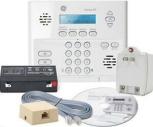 GE Seguridad Simon XT Inicio Paquete 80-632-3N-XT