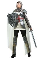WOMEN'S JOAN OF ARC KNIGHT COSTUME SIZE S L (with defect)