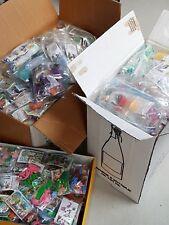 24 Päckchen Spielzeug aus Ferrero Ü Ei für Adventskalender gestalten - von 1999