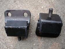 2 x soportes motor Triumph Herald Spitfire UKC5334 Par