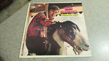 GLEN CAMPBELL! - A Satisfied Mind, Pickwick 33, Record Album, Pre-Owned