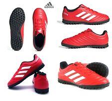 Adidas Copa 20.4 Niños Niños Fútbol Astro Turf Jóvenes Zapatos Con Cordones