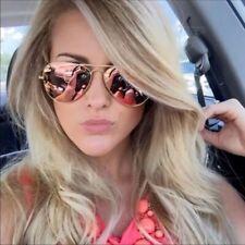 Ray-Ban Sunglasses Women Unisex Aviator Mirror 🇺🇸 Usa