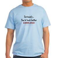 CafePress Funeral Director/Mortician Light T Shirt Light T-Shirt (547318736)