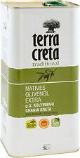 6,78 €/Liter - Terra Creta g.U. - Extra Natives Olivenöl 5 Liter