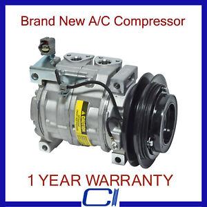2005-2010 Hino 238 258 268 338 7.7L Brand New A/C Compressor