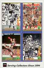 1994 Select AFL Cazaly Trading Card Base Card Team Set Geelong (10)-RARE&MINT!