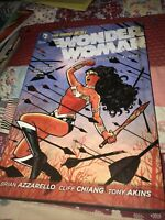 Wonder Woman - BLOOD Volume 1 - The New 52 - Graphic Novel HC - DC