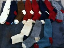 Civil War Socks, U.S. Sanitary Commission Hand Knit 100% Wool Socks