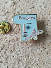 Pin's Pins Love Arte