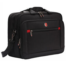 "Swiss Gear Laptop 15"" NetBook Men Briefcase Messenger Shoulder Strap Bag sa2105"