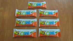 (7) Orgain Kids O Bars Peanut Butter 1.27 Oz Each Energy USDA Organic #7