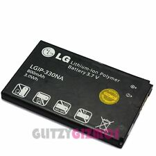 GENUINE AUTHENTIC LG LGIP-330NA BATTERY FOR GS290 Cookie Fresh GM360 GB220 GD350