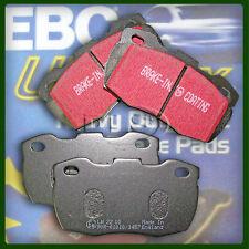 "Land Rover Defender 110 Traf ebc-ultimax plaquettes de frein "" 86on"