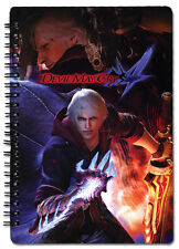 Devil May Cry Spiral Notebook Note Book Anime NEW