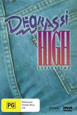 Degrassi High : Season 2 (DVD, 2006)