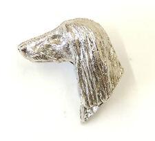 Afghan Hound Lapel Pin