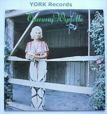 TAMMY WYNETTE - Tammy Wynette - Ex Con LP Record Embassy EMB 31487